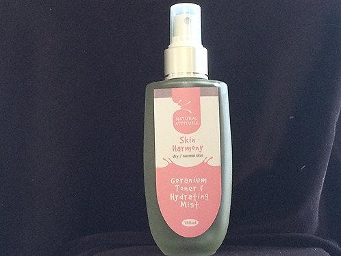 Skin Harmony Geranium Hydrating Toner 100ml