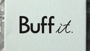 Buff it. オフィシャルサイトをリニューアルしました!