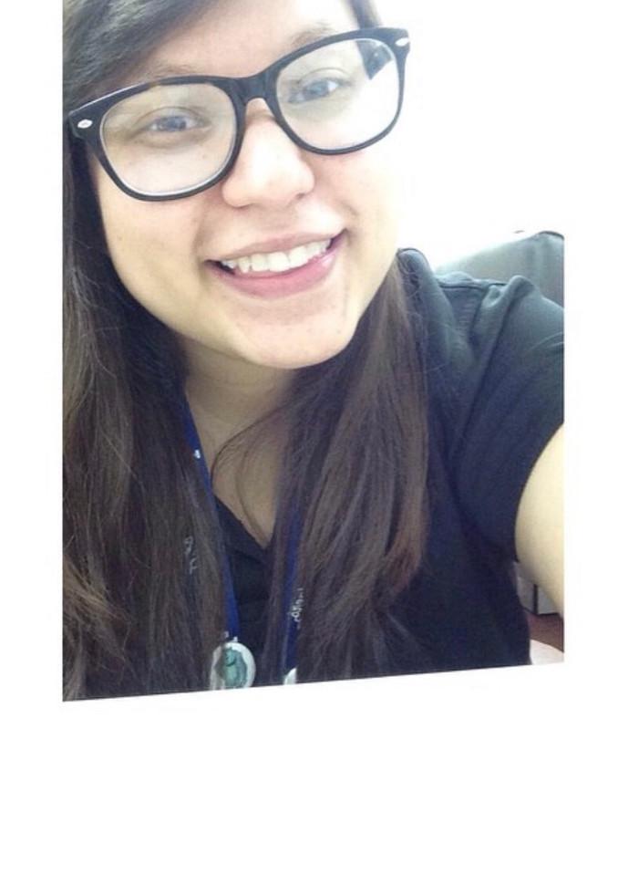 Meet Our Intern Adriana Ramirez!