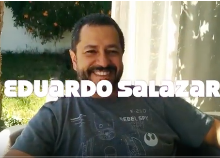 Eduardo Salazar Augments our Reality