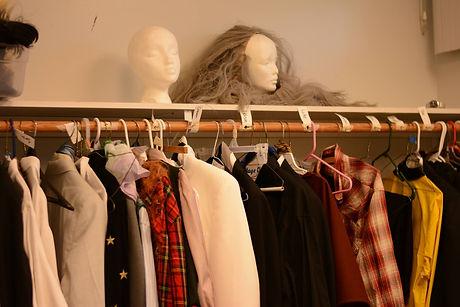 Dressing Room Wig