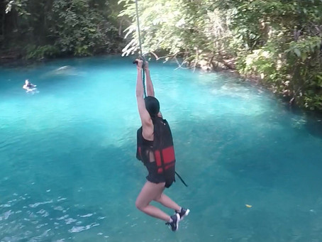 Inspirations to go canyoneering in Cebu, the Philippines