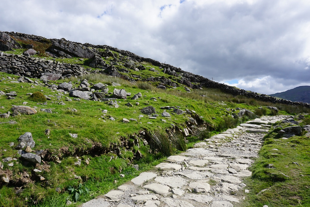 Llanberis Track