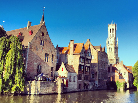 Bruges the fairytale town