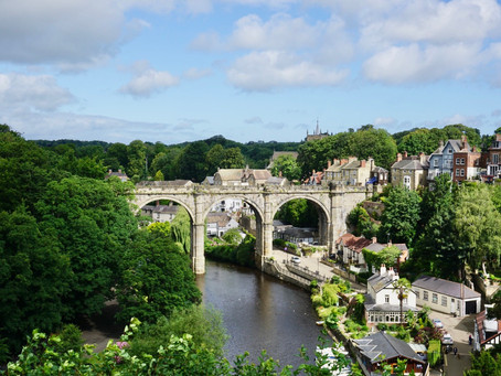 A day trip to Harrogate and Knaresborough
