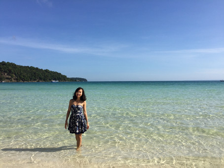 Koh Rong Sanloem the hidden gem in Cambodia