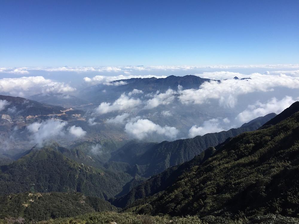 Mount fansipan, Sapa