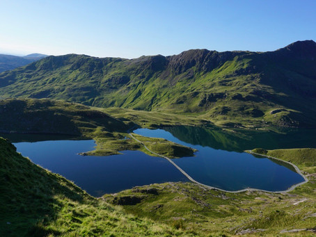 Hiking Snowdon for first timers