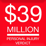 Aggressive and strategic Personal Injury attorney Erik Feingold got a $39 Million verdict for his client.