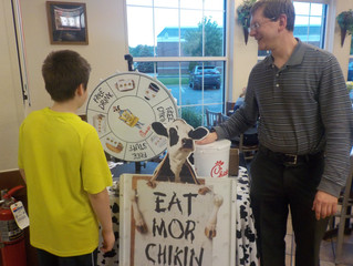Chick-Fil-A Part 2...