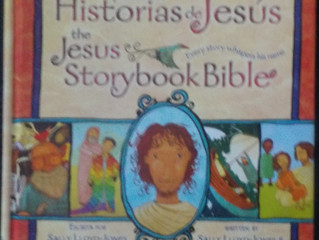 Bilingual Bibles!