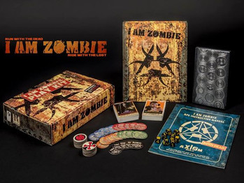 I AM ZOMBIE Play kit【出版情報】