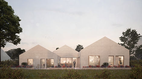 Nybyg, nybyggeri, moderne arkitektur, nordisk design, tegnmithus, tegn mit hus