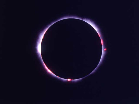 New Moon Solar Eclipse in Gemini:   Your Future is Here