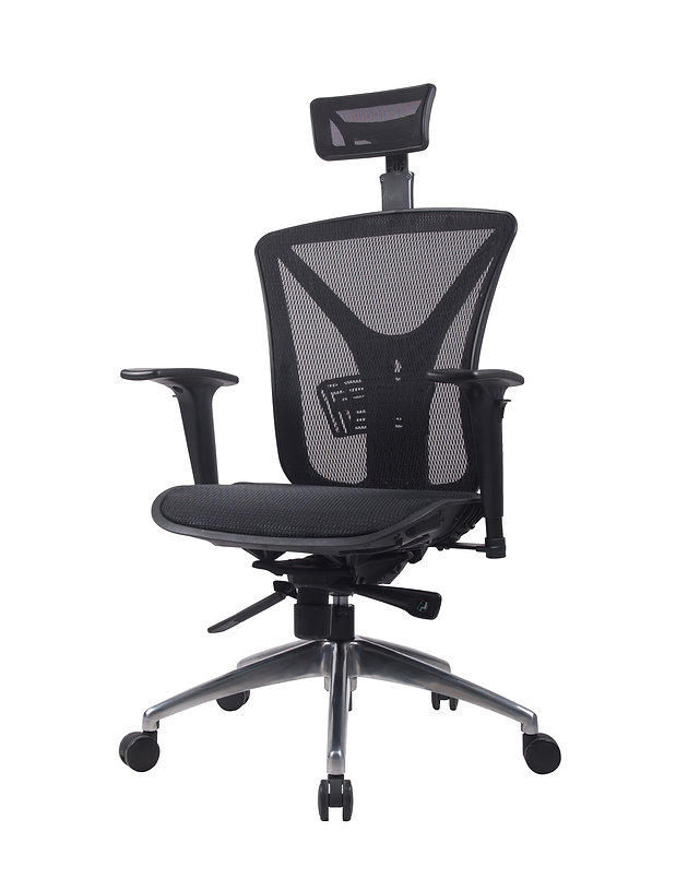 Ergonomic Office Chairs Singapore for Back Support