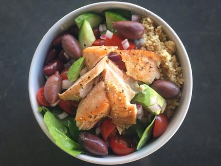 Mood-Boosting Salad