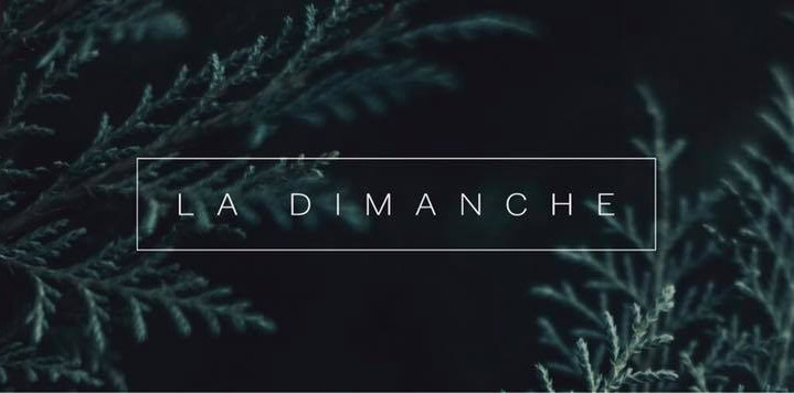 LaDimanche — XmasParty   Café A