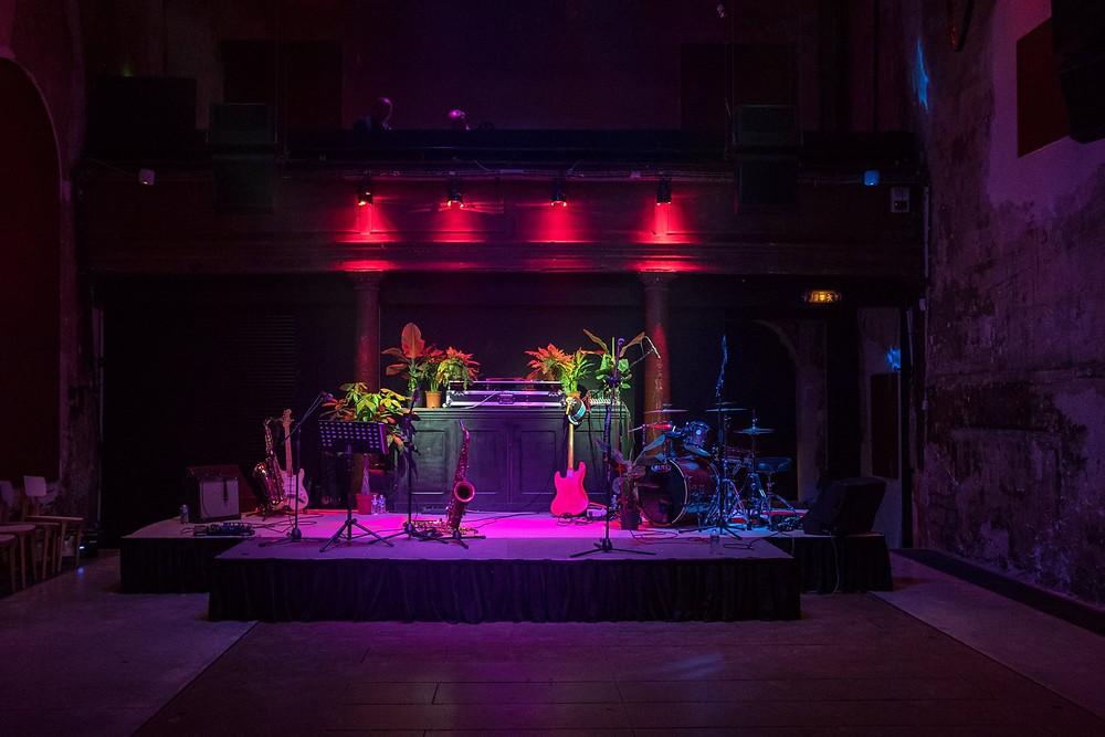 Chapelle Cafe A I Ymelda I Haiti Paris I Concert I France I Haïtienne I 28 juin I Couvent des récollets  2019 I maison des architectes Paris I Haiti à Paris I Soiree live concert