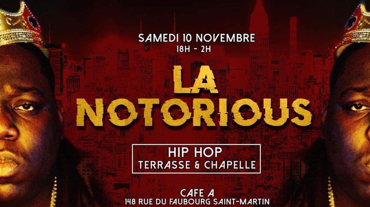 Opening x La Notorious