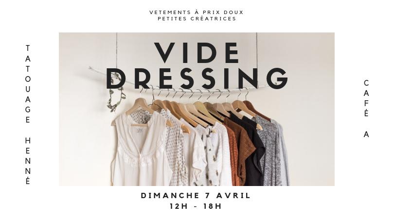 VIDE DRESSING CAFE A I BRUNCH VIDE DRESSING I VINTED ZARA I MANGO I PULL&BEAR I GIRLS VIDE DRESSING PARIS