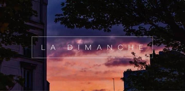 LaDimanche — L'été indien | Café A  Dimanche 13 octobre 2019