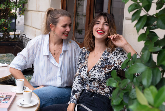 Les meilleurs adresses à Paris by Jeanne  Damas & Lauren Bastide