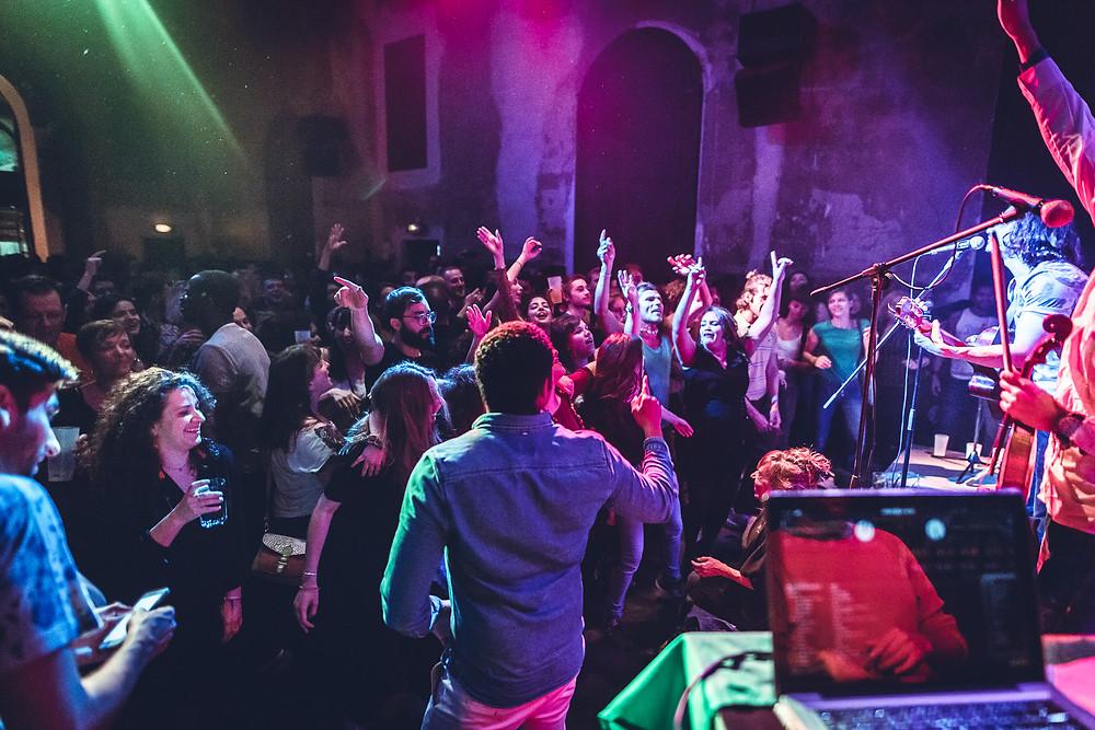 BAL DES ARCHITECTES 2019 I CAFE A I DJ I PARIS I CHAPELLE DU CAFE A I SOIREE TROPICAL I LIVE I ARCHITECTES