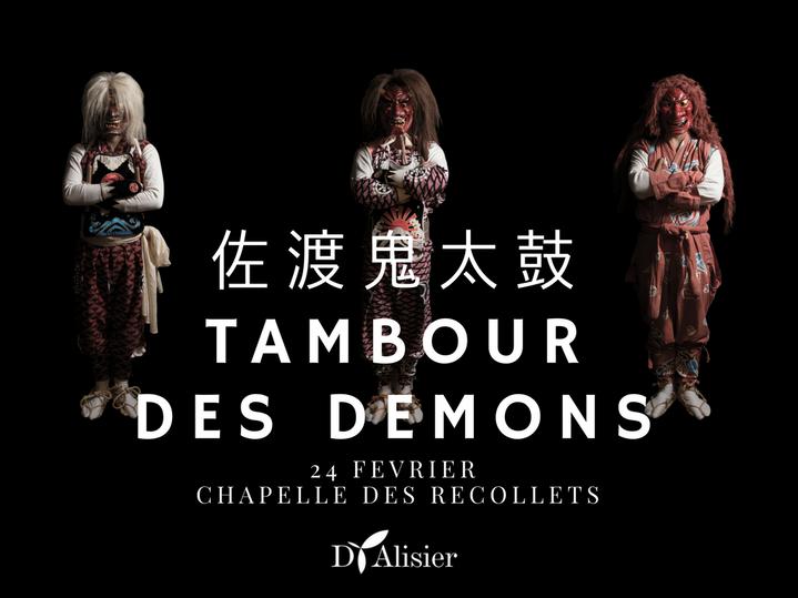 Le Tambour des démons