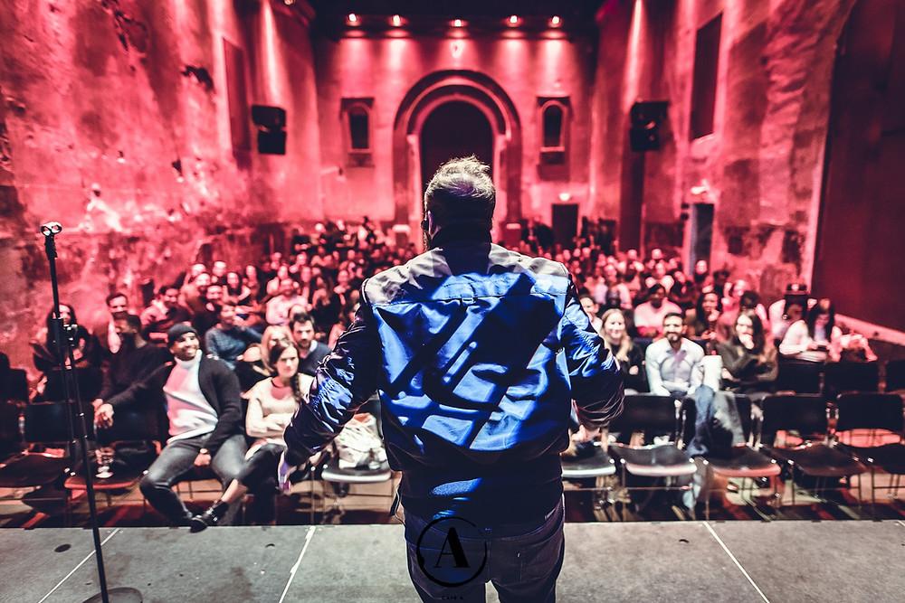 Alban ivanov I Humour I Stand-Up I Paris I Café A I Next Comedy Circus