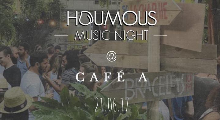 Houmous Music Night