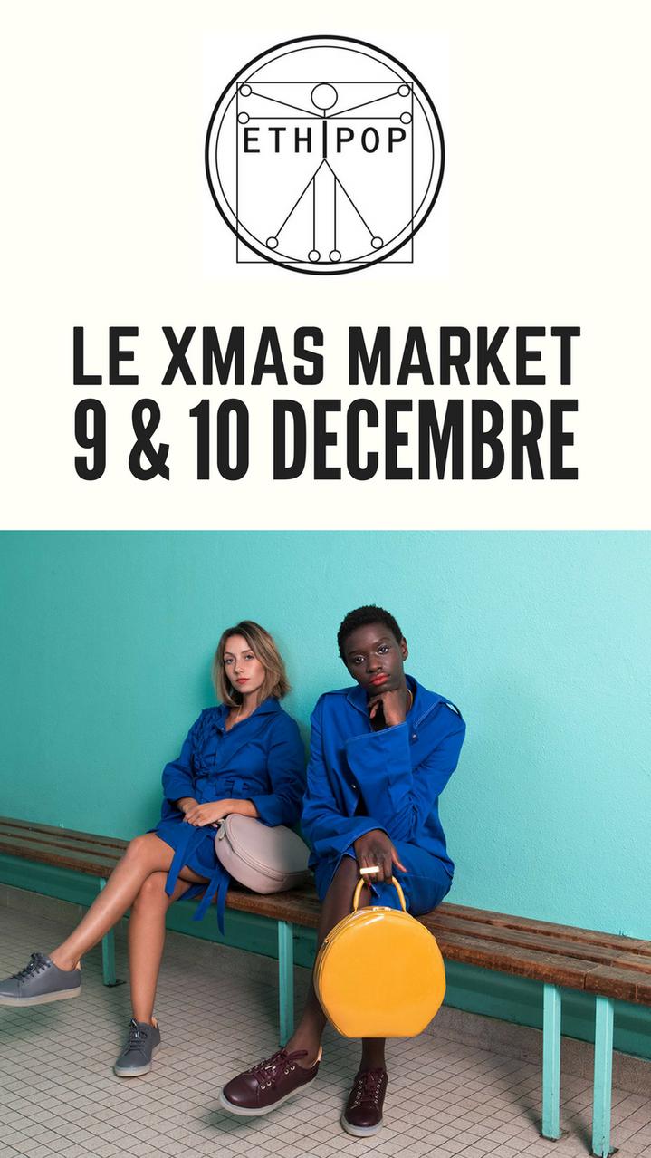 Le Xmas Market D'Ethipop