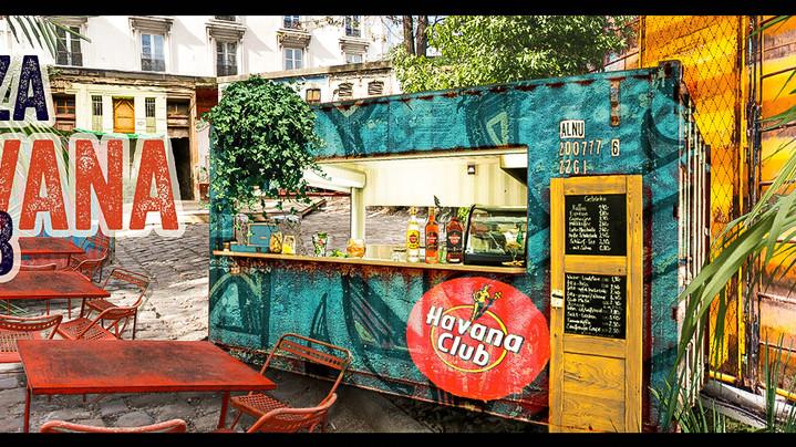 Plaza Havana Club / Opening