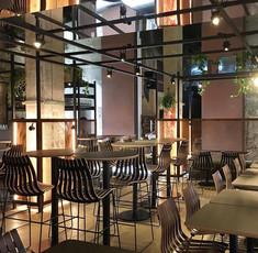 Café A I Paris Gare de l'est I Terrasse