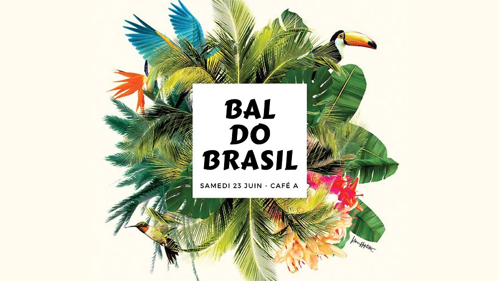 Bal Do Brazil / Café A / Bal Tropical / Sao Joao / Brasil / Brésil