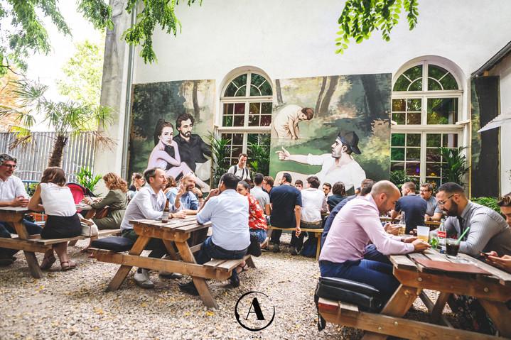15 terrasses parisiennes où aller s'attabler en plein air - Konbini