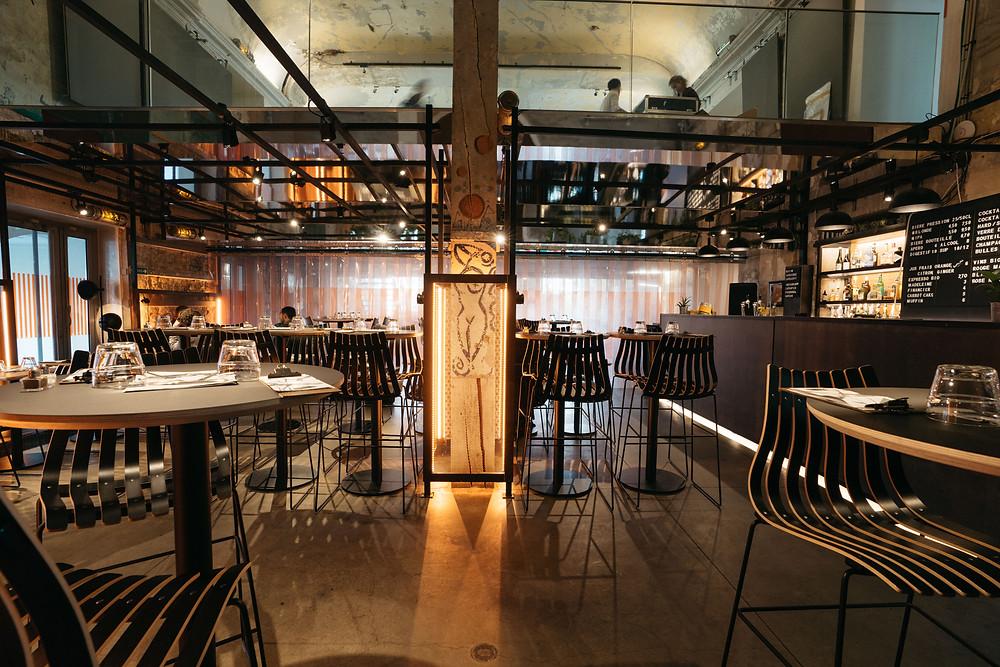 Le Cafe A I Paris  I 148 Rue du faubourg saint martin 75010 paris I