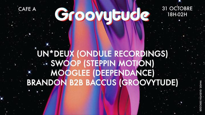 Groovytude - The Glamorous | Café A