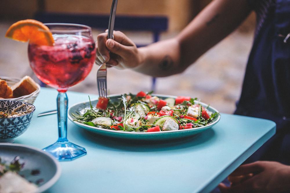Café A I Food I Brunch à Paris I Restaurnat Aout I Canal St Martin