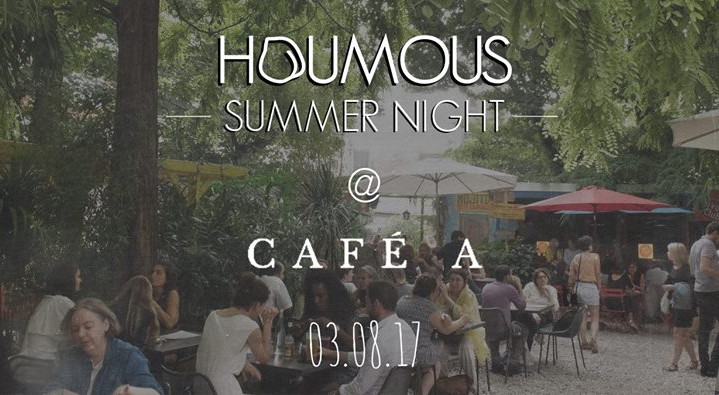 Houmous Summer Night