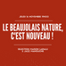 Beaujolais Nouveau mais Nature !