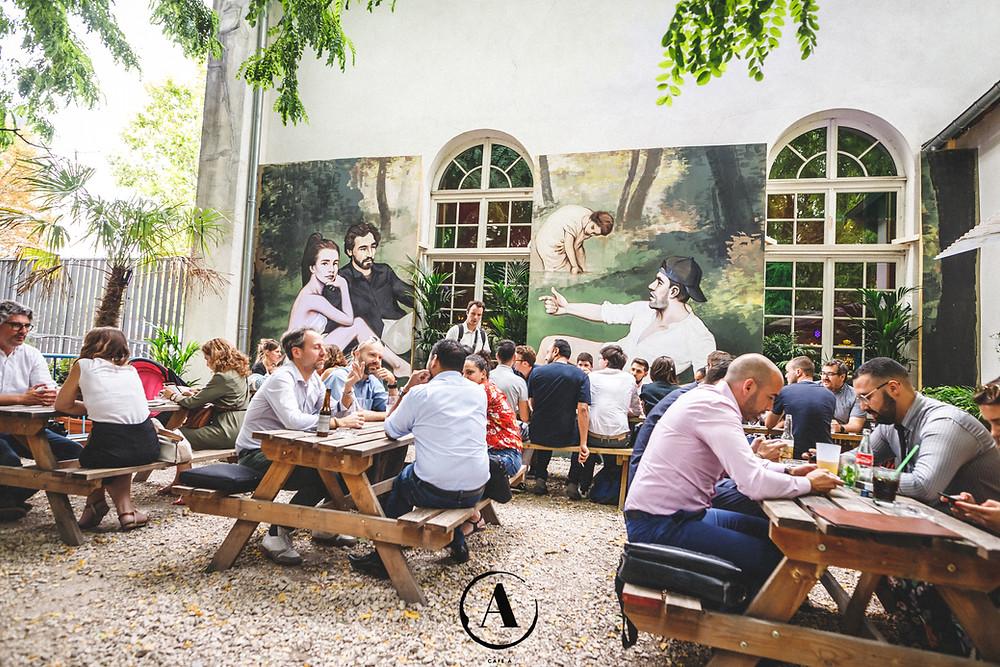Déjeuner-en-terrasse-au-Café-A-Gare-de-lest-paris