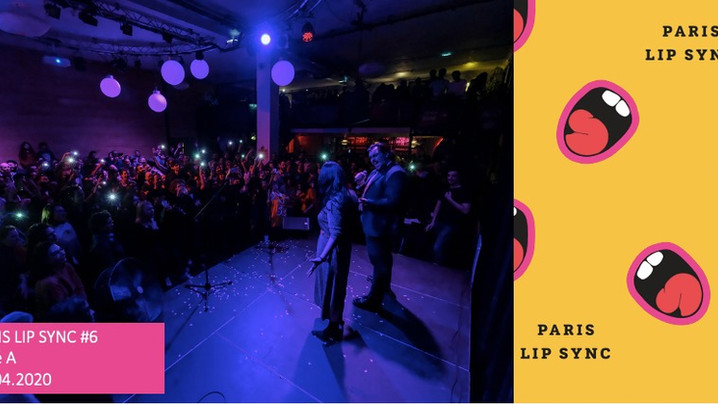 PARIS LIP SYNC #6