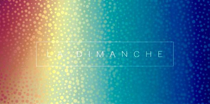 LA DIMANCHE - PRIDE EDITION