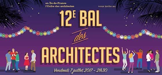 12e Bal des Architectes