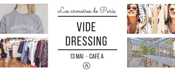 Vide Dressing x Les armoires de Paris