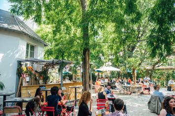 Café A I Gare de l'est I Restaurant I Paris I Terrasse