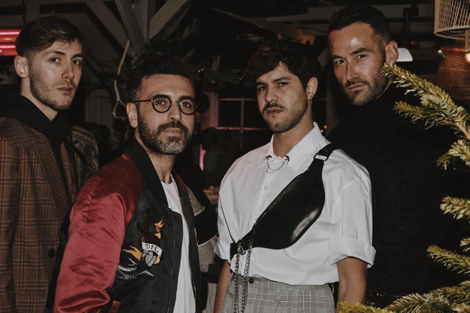 Café A I Party I La Dimanche I PFW edition I Gay party