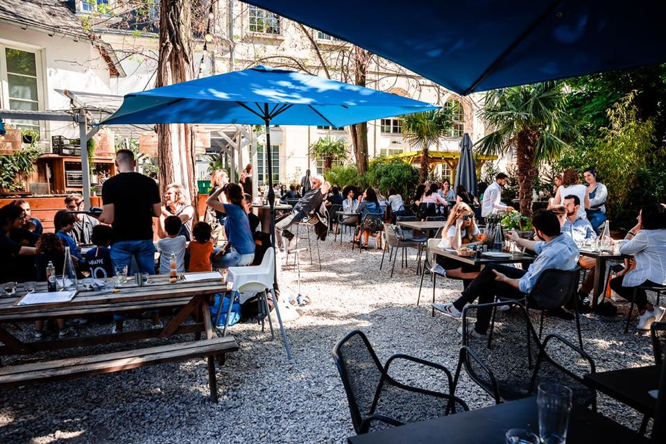 Top Paris Brunch I Meilleurs brunch de Paris 2019 I Ou bruncher a paris I 2019 les meilleurs brunchs de la capitale I Café A Paris Brunch I Paris 10 I Gare de l'est I Healthy food