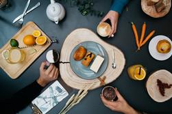 Brunch Paris I Café A  I Latte I Carrot Cake I Avocado Toast Paris I Ou Bruncher 2019 I