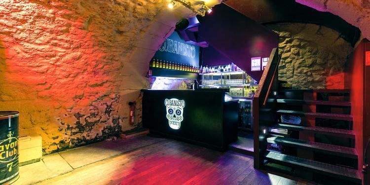 Espace Next | Bar de Nuit Paris 2è